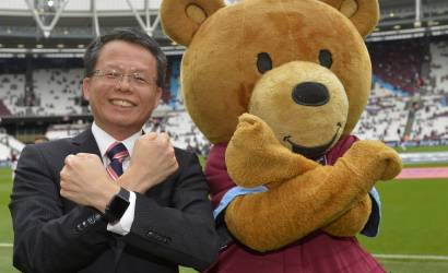 Eva Air celebrates West Ham FC partnership as Premier League season kicks-off
