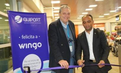 Low-cost airline Wingo launches Quito-Bogota flights