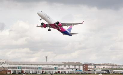 Border closures see Wizz Air suspend flights to Georgia and Albania