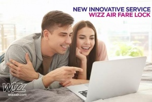 News: Wizz Air introduces Fare Lock to online bookers