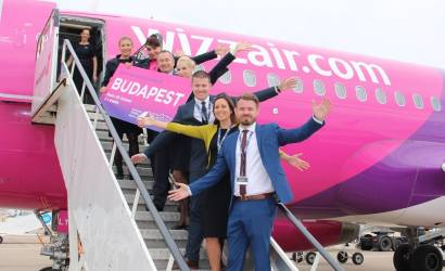 Wizz Air to connect Doncaster Sheffield Airport to Budapest
