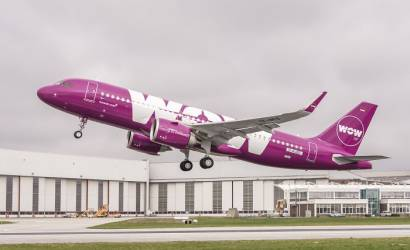 Wow launches low-cost flights to Orlando