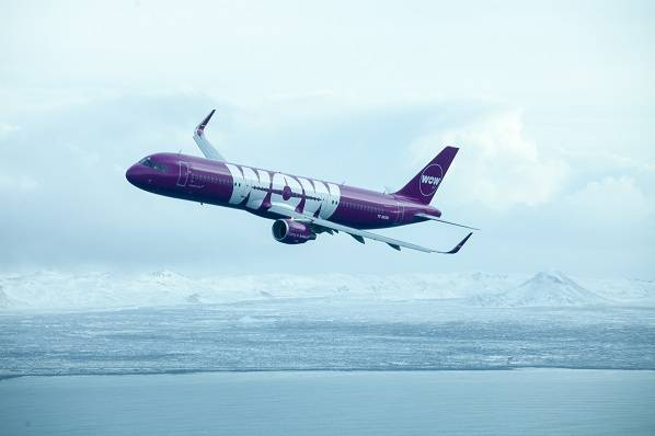 Wow Air launches new flights to Delhi from Keflavik Airport, Iceland