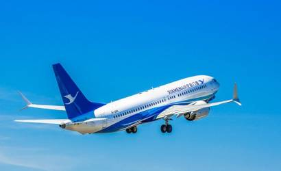 Xiamen Airlines takes delivery of first Boeing 737 MAX