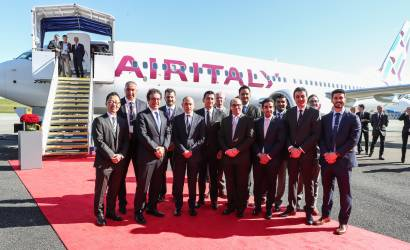 Air Italy receives first Boeing 737 MAX