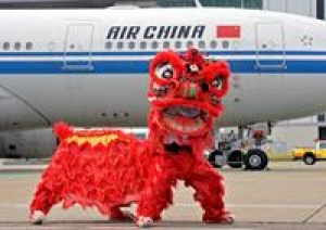 London Gatwick welcomes back Air China