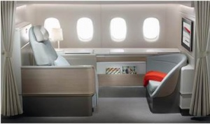 Air France reveals new La Première suite