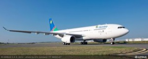 Air Namibia takes delivery of its first Airbus A330