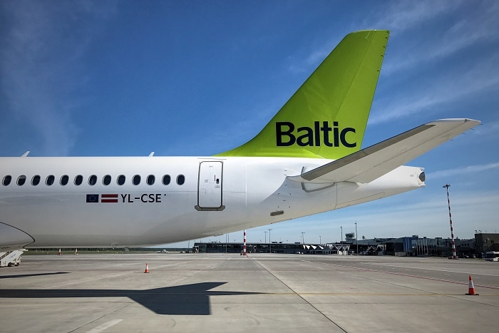 airBaltic sees strong growth in passenger numbers for early 2018