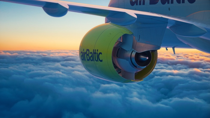 airBaltic wins government support, plans to slow growth until 2023