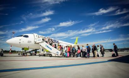 airBaltic sets fresh passenger records in July