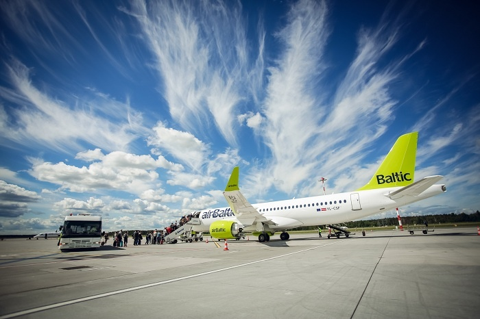 airBaltic to relaunch London services this week