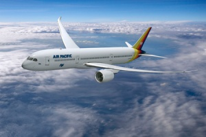 Air Pacific selects versatile A330 for fleet renewal and growth