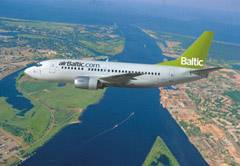 airBaltic to Launch Riga-Prague