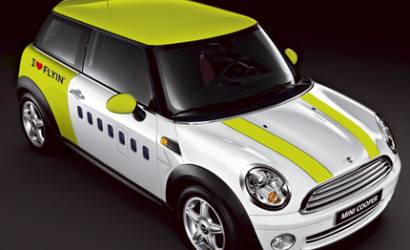 airBaltic to raffle branded MINI Cooper