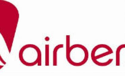 airberlin increases capacity utilisation in the first half of the year