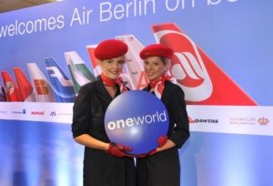 Reed Travel Exhibitions signs oneworld as alliance partner