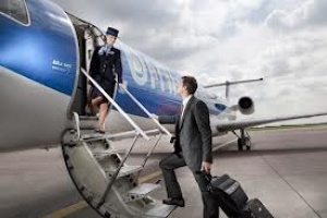 bmi regional takes off for Derry, Ireland