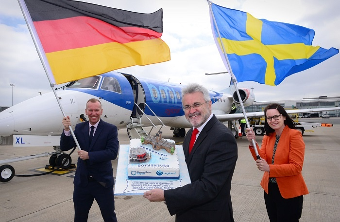 bmi regional launches new flights to Gothenburg and Nuremberg