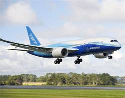 Boeing 787 to Visit Bangkok and Singapore in Third Part of World Tour
