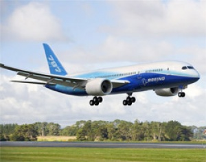Boeing confirms third stage of Dreamliner tour