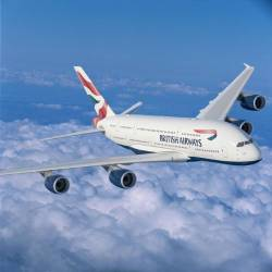 British Airways debuts first A380 red carpet route between LA and London