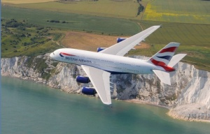 British Airways welcomes millionth A380 passenger