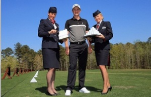 British Airways signs Justin Rose