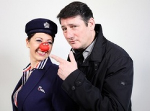 British Airways launches 80s gig in the sky for Red Nose Day