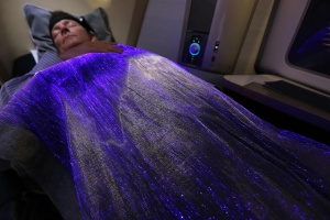 British Airways has it covered for sky-tech sleep experiment