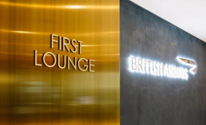 British Airways opens new first class lounge at JFK Terminal 7