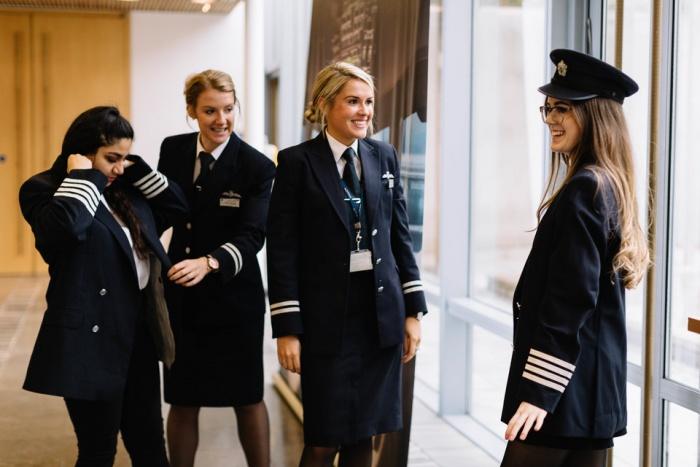 British Airways woos pilots of tomorrow with Heathrow