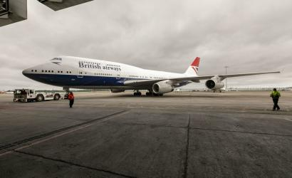 British Airways reveals final centenary celebration livery