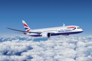 Work begins on first British Airways Dreamliner