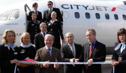 CityJet launches music channel to engage with guests