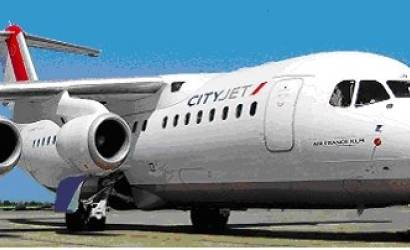 CityJet signs partnership with Stobart Air