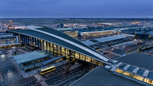Copenhagen Airport passenger numbers up nearly 5% in June