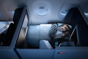 Delta introduces all-suite business class