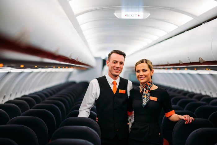 easyJet to hire 1,200 new cabin crew as new routes take off