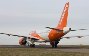 easyJet sees profits fall in challenging environment