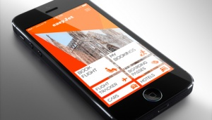 easyJet unveils new iPhone mobile app