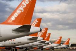 easyJet cautiously confident on strong performance