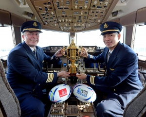 Emirates to connect fans to Rugby World Cup