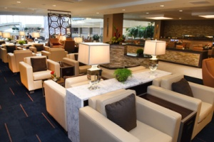 Emirates opens lounge at LA Airport