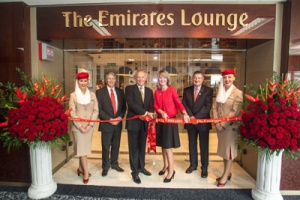 Emirates opens lounge at Glasgow Airport