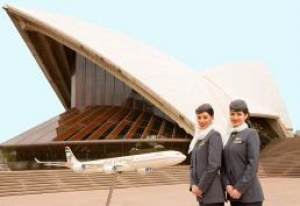 Etihad Airways and Sydney Opera House announce new partnership