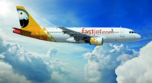fastjet takes off, achieving a 78% load factor on first day