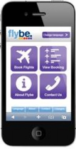 Flybe launches new mobile website