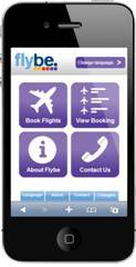 Flybe launches mobile website