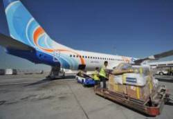 flydubai Cargo starts operations in Russia